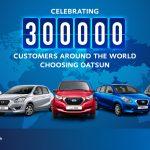 DATSUN CAPAI TONGGAK 300.000 UNIT DI DUNIA(1)