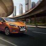 Tampilan Nissan March 2018 yang akan dirilis tahun ini