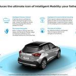 Teknologi Intelligent Mobility akan menjadi fitur andalan Nissan March 2018