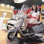 Kymco Like 150i 2018 Indonesia