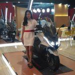 Kymco Like AK550 2018 Indonesia