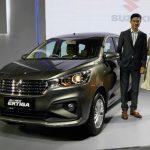 Suzuki Ertiga Indonesia 2018 1