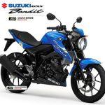 Render Suzuki Bandit 2018
