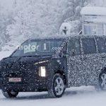 Spyshot Mitsubishi Delica 2018 1