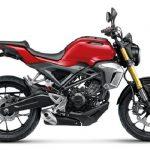 Honda CB150R Exmotion 2018