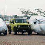 Suzuki Jimny 2018 Indonesia