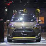 Toyota Sienta GIIAS 2018