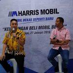 Harris Mobil Showroom Mobil Bekas Talkshow