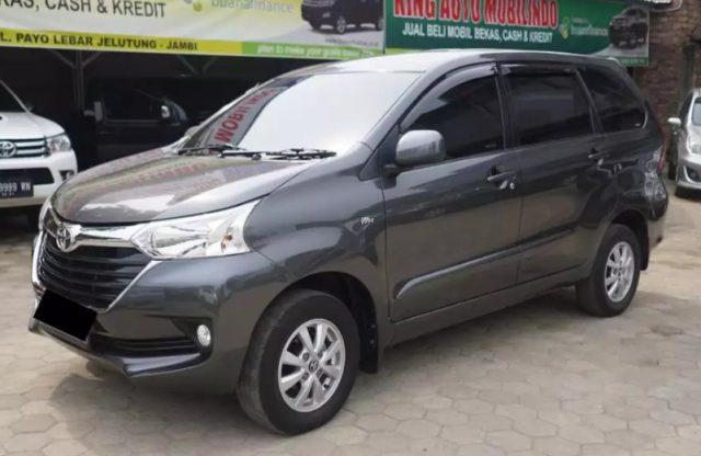Toyota Avanza Masih Jadi Primadona Di Pasar Mobil Bekas ...