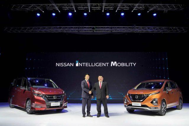Nissan Livina dan Serena 2019