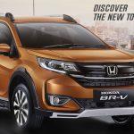 Honda BR-V Facelift Indonesia 2