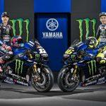 Motor Yamaha Livery MotoGP