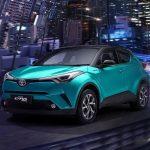 Toyota C-HR Hybrid 2019 1