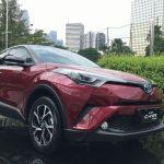 Toyota C-HR Hybrid 2019