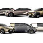 Mobil Listrik Toyota 2020 2