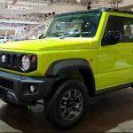 Suzuki Jimny 2019 3
