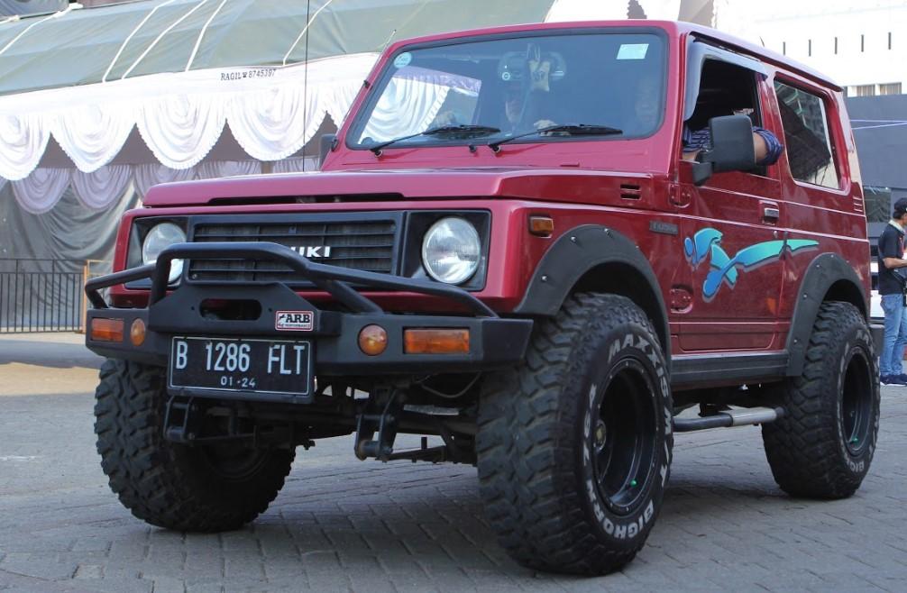 Suzuki Katana Jimny