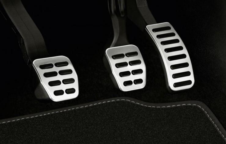 pedal kopling